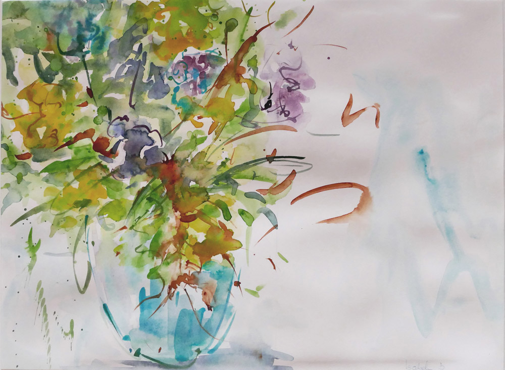 Aquarell Malerei von Isabella Barbagallo